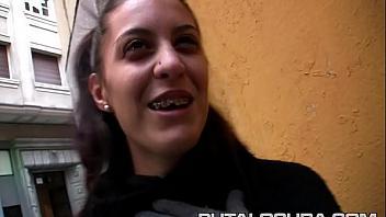 El primer casting de Carolina Abril, ¡aún no era una puta viciosa!