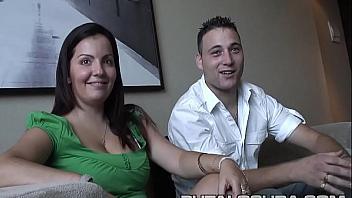 Zorra española graba un vídeo amateur follando con su novio
