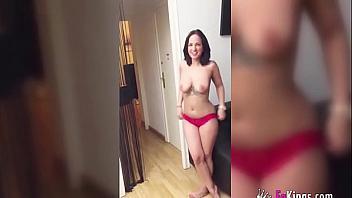 Claudia de MYHYV graba porno con FaKings (español)