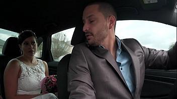 Mexicana se folla a su ex en el día de su boda