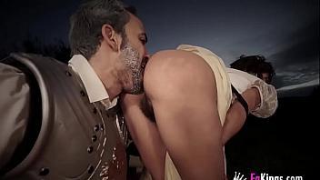 El semental de La Mancha se folla a Julia Roca