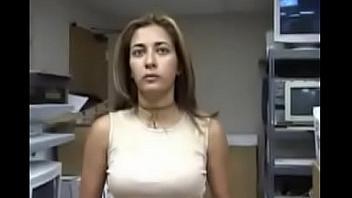 Filtrado el casting porno real de Margarita